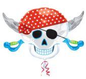 "Пиратски Череп  24""- 60 см."