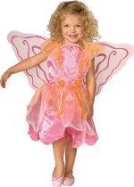 Детски костюм - малка розова Фея