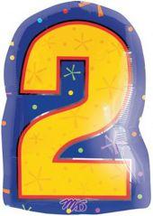 """Цифра 2-   18""""- 46 см."""
