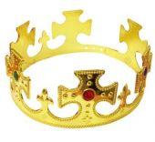 Корона Кралска - златна
