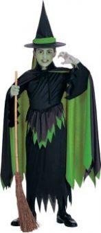 Детски костюм - Вещицата от запада