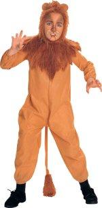Детски костюм - Страхливият Лъв