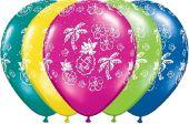 Балони Тропическо забавление  ( Tropical Fun ) - асорти 11'' (28см.)
