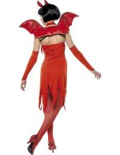 Карнавален костюм Дяволица