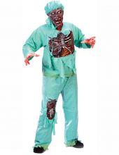 Карнавален костюм Зомби Доктор