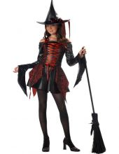 Карнавален костюм Вещица Abracadabra