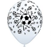 Балони с футболни топки 11'' (28см.)