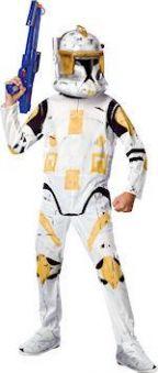 Детски костюм - Трупер командир - Между звезни войни/ Star Wars /