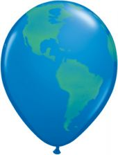 Балон Земното кълбо 11'' (28см.)