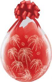 """Балони за подаръци със заря 18"""" - 45см"""
