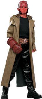 Детски костюм - Hellboy