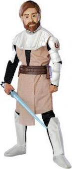Детски костюм - Оби Лан Кеноби - Междузвезни войни/ Star Wars/