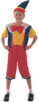 Детски костюм - Пинокио