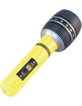 Надуваем  Микрофон