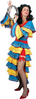 Костюм - бразилска танцьорка