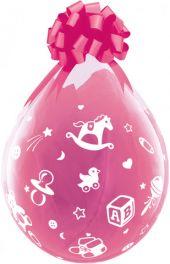 """Балони за подаръци с бебешки мотиви 18"""" - 45см"""
