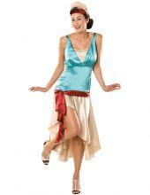 Карнавален костюм Елегантна ретро дама