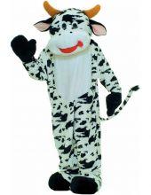 Карнавален маскот костюм - Крава