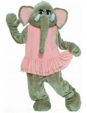 Карнавален маскот костюм - Слон
