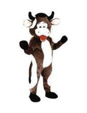 Карнавален маскот костюм - Крава ЛУКС