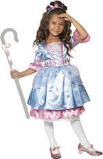 Детски костюм - Пепеляшка/Bo Peep