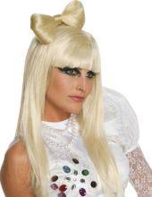 Карнавалена лицензирана панделка на клипса.- Лейди Гага Lady Gaga