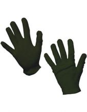 Черни ръкавици