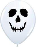Балон Лице- Скелет 5'' (13см.)