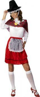 Традиционен Уелски костюм - жена