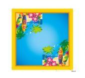 Салфетки Хавай Hawaii 25x25 cm
