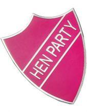 Значка за моминско парти