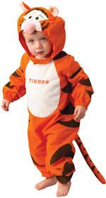 Детски костюм - Тигър от Мечо Пух