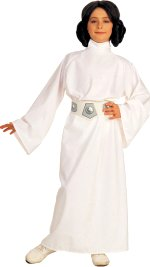Детски костюм - принцеса Лея  -Междузвезни войни / Star Wars/