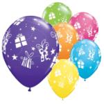 Балон с подаръци 11'' (28см.)