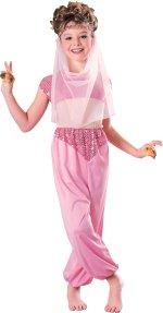 Детски костюм - Момичето от Харема