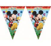 Парти  флагчета - гирлянд с Мики Маус