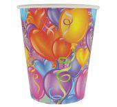 Картонени чаши с балони