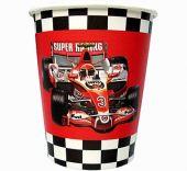 Картонени чаши F1 Формула1