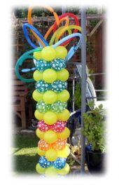 Колона от балони / Колони от балони
