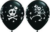 Балони Танцуващ и весел скелет 11'' (28см.).