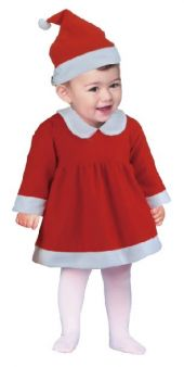 Карнавален костюм Малка Коледа