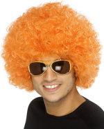 Перука - Парти - оранжева