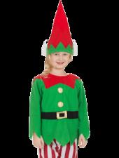 Карнавален костюм Елф / Elf  на Дядо Коледа