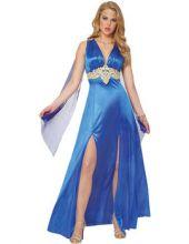 Карнавален костюм Сапфирена Гръцка Богиня