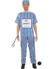Карнавален костюм Затворник