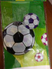 Покривка с Футболни топки 108x180 cm.