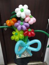 Букети от балони