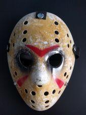 Пластмасова хокейна маска Jason