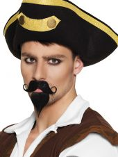 Брада и мустаци - Пират Капитан