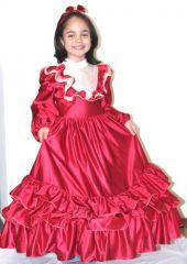 Салонна принцеса - червена